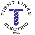 tight lines electric logo