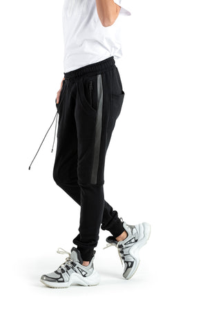 Black Trackies
