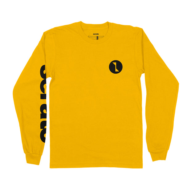 Long Sleeve Serato Sample T-Shirt