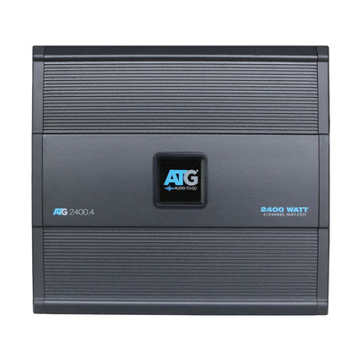 ATG2400.4 | High Power 4 Channel Amplifier - 2400W
