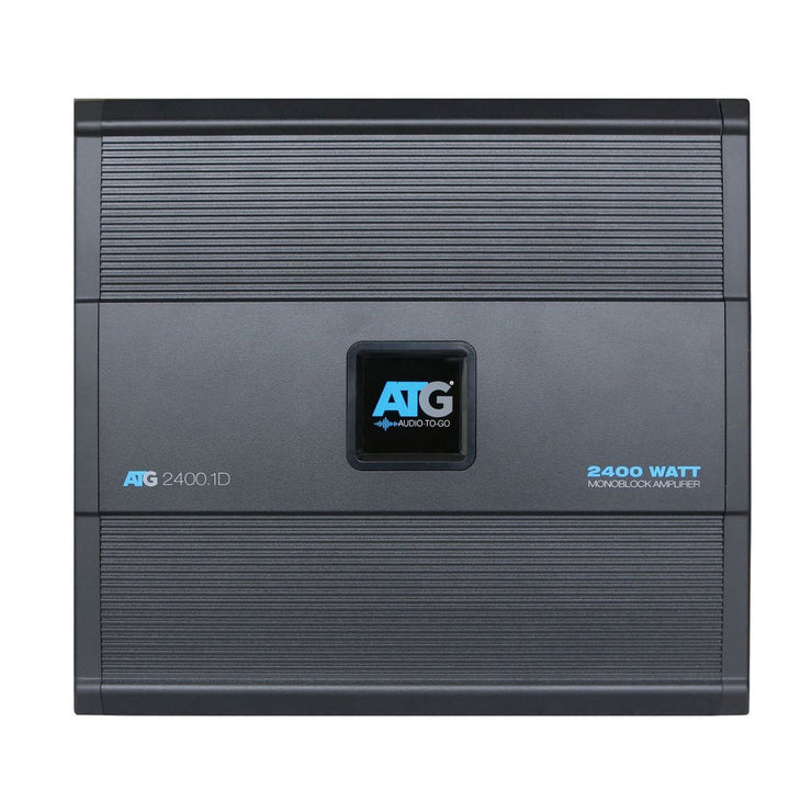 ATG2400.1D | High Power Monoblock Amplifier - 2400W