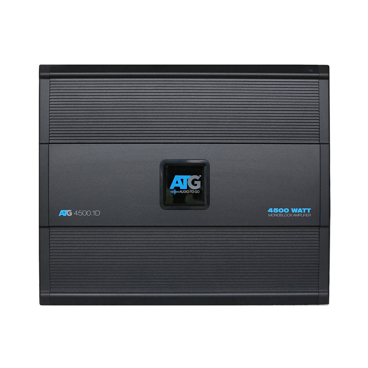 ATG4500.1D | High Power Class D Monoblock Amplifier - 4500W