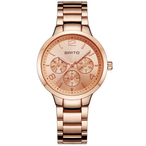 Women's Rose Casual Watch