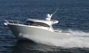 Check out the Makaira Boats King Bank 970