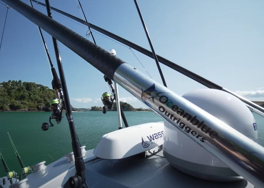 Matt Watson shows us how to set up the Ultimate Fishing Boat for Sport Fishing
