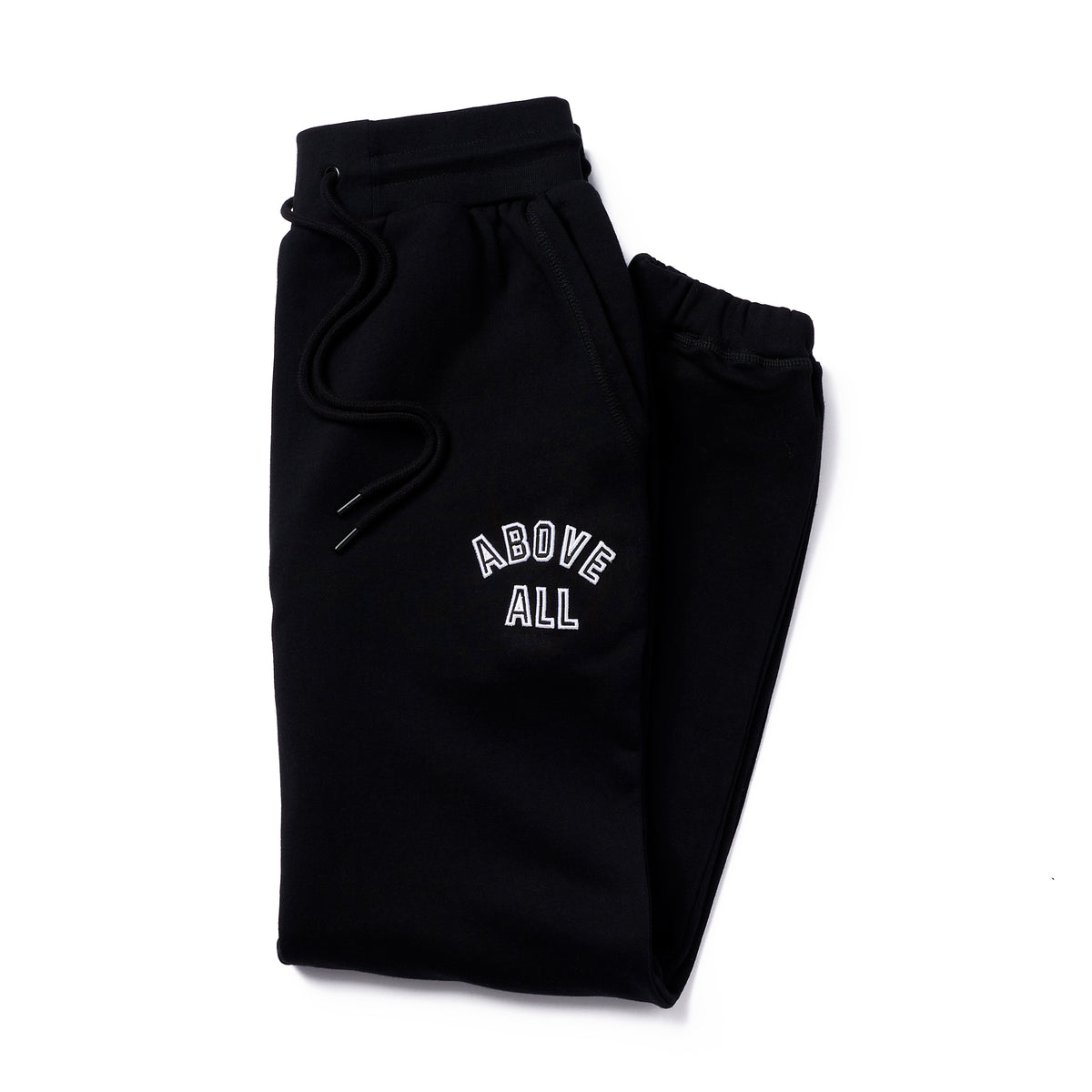 Heavy Applique Logo Sweatpants