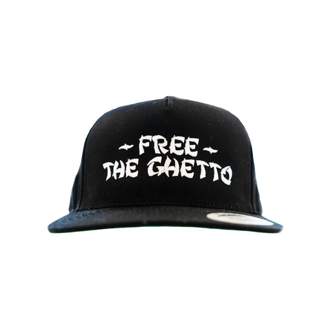 PEEZY- Free The Ghetto Black Snapback