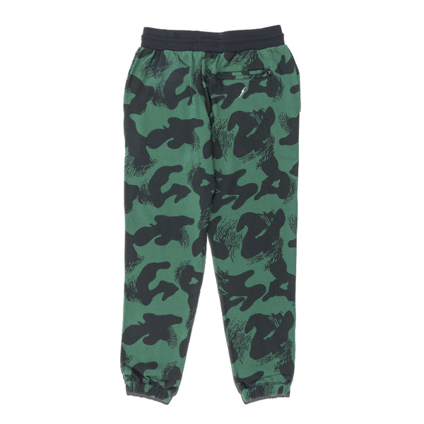 ABOVE ALL CAMO SWEATPANTS Jungle Camo Back