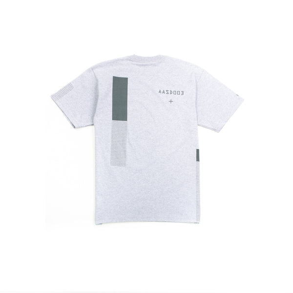 AA Ripstop T-Shirt Grey Back