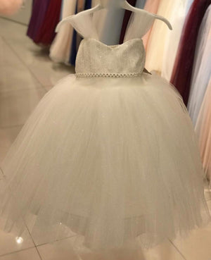 Ice White Cinderella Dress
