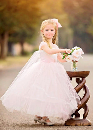 Pale Pink Cinderella Dress