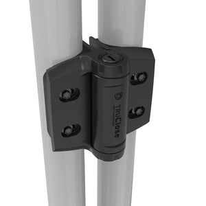 TruClose® ROUND Heavy Duty Hinges