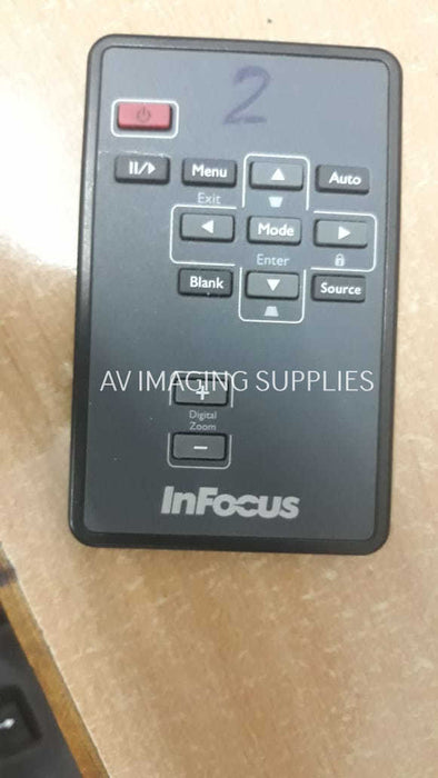 Infocus Projector Remote in India- Replacement Remote for Infocus Projector - projector-lamp-india