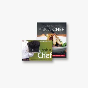 Ask a Chef Foodie Bundle Vol.2 and Vol.3