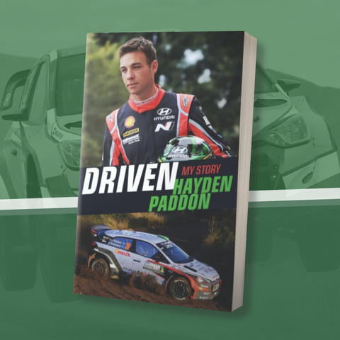Driven - The Hayden Paddon Story