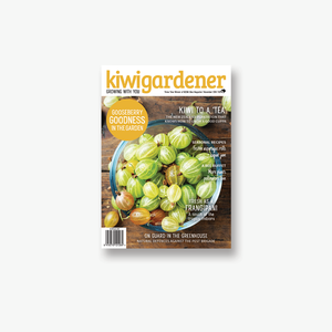 Kiwi Gardener 6 Issue (6 months) Subscription