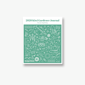 The 2020 Kiwi Gardener Journal