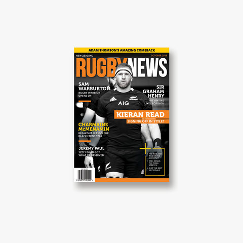 Rugby News (6 issue) Subscription