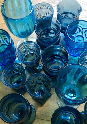 Mixed Glassware - The Mindful Market Company