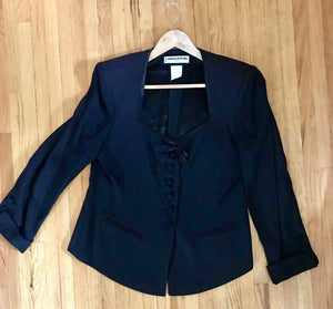 Sonia Rykiel Button Down Blazer