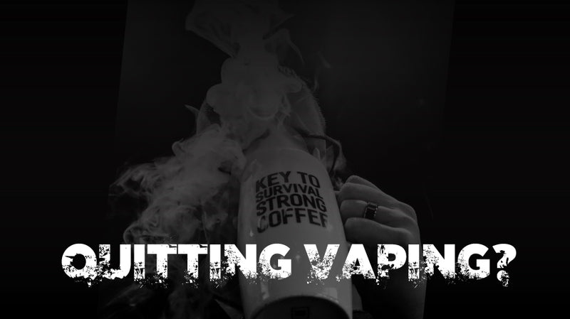 Quitting Vaping