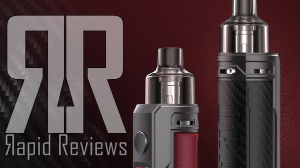 Rapid Reviews - Voopoo Drag S/X