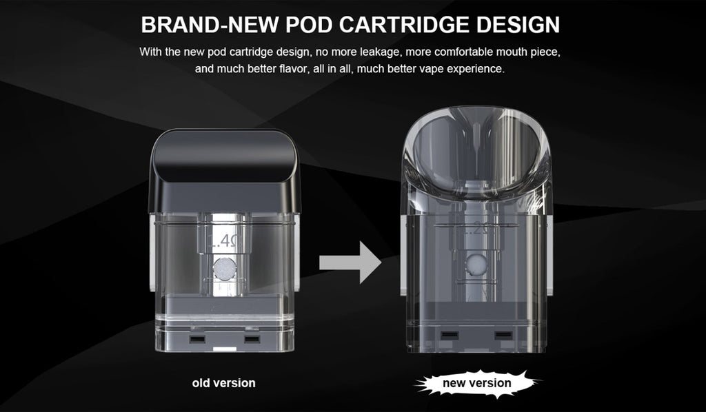 Artery Pal Se Replacement Pod Cartridge 2ml - 3 Pack - New Version