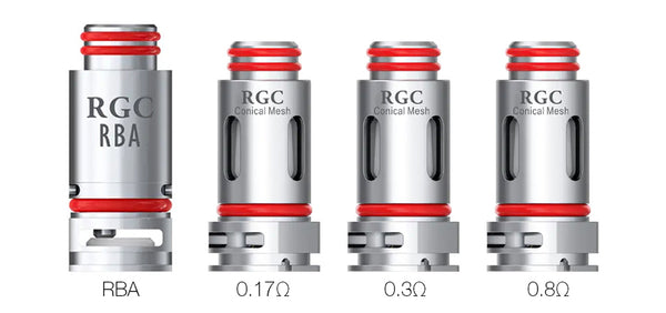 Smok Replacement RGC COIL/RBA for RPM80 - 5 Pack
