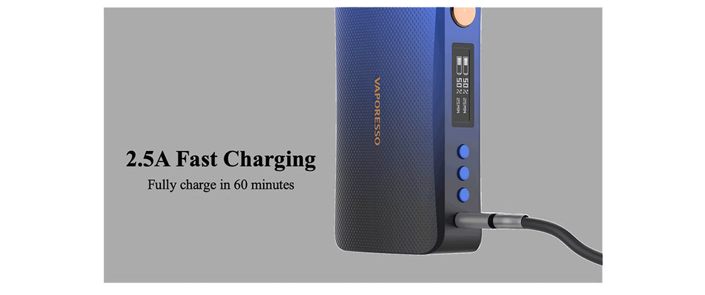 Vaporesso Gen Mod With TC - Mod Only - Fast Charging