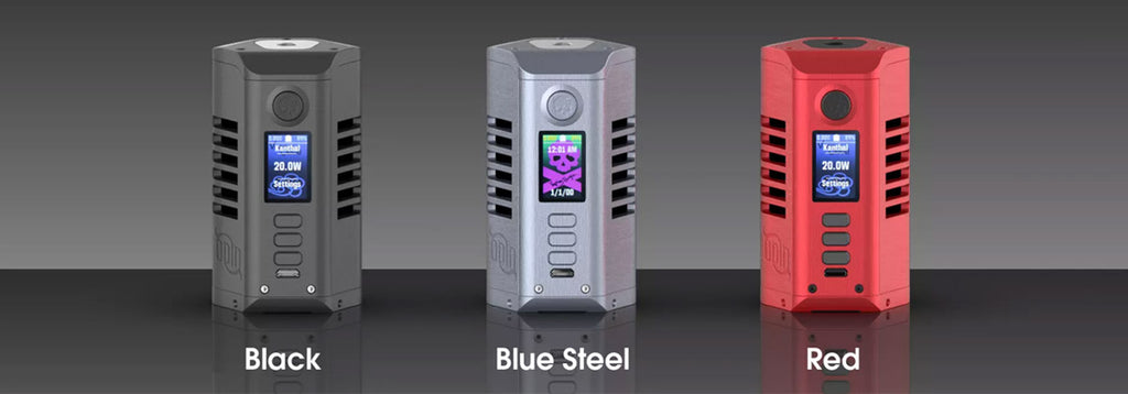 Dovpo Odin DNA250C Mod - Vaperz Cloud - The Vaping Bogan - 3 Colours