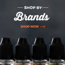 Shop by Vape Juice Brands