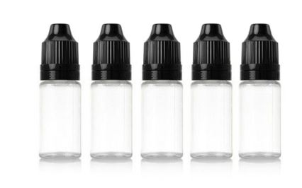 Empty Bottles - PET - 10ml & 30ml
