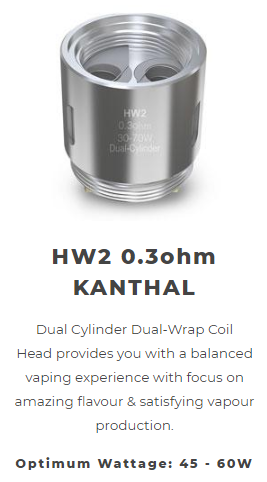 Eleaf HW3 Replacement Coil