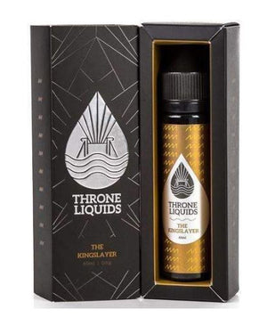 Throne E-Liquids - Black King Series - The Kingslayer