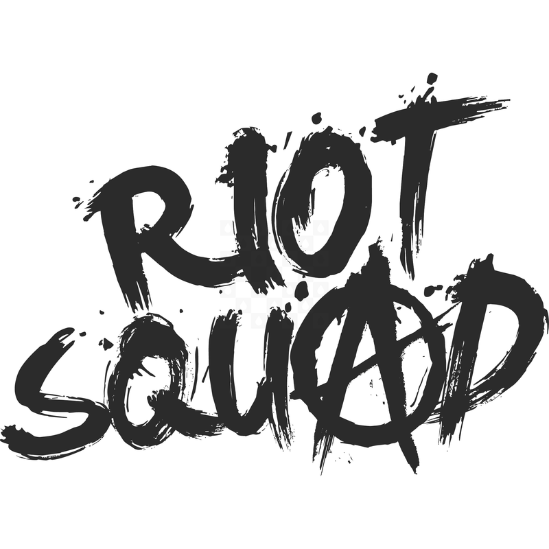 Riot Squad E-Juice - Apple & Blackcurrant Riot Squad e-liquid from Supervapestore
