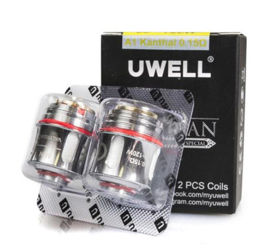 Uwell Valyrian Coils - 2 Pack - 0.15ohm