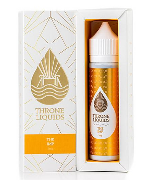 Throne E-Liquids - The IMP - White Series