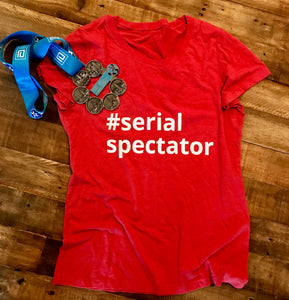 The Value of the Serial Spectator