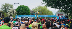Philadelphia's Broad Street Run, May 2018