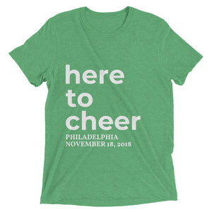 City of Brotherly Love t-shirt (Multiple Colors)