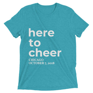 Windy City t-shirt (Multiple Colors)
