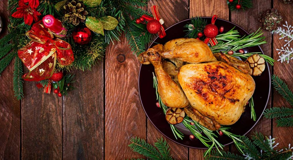 HOW TO MAINTAIN A HEALTHY DIET DURING THE FESTIVE SEASON
