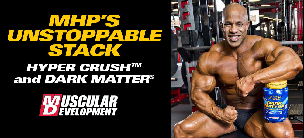 MHP'S UNSTOPPABLE STACK IN MD MAGAZINE!