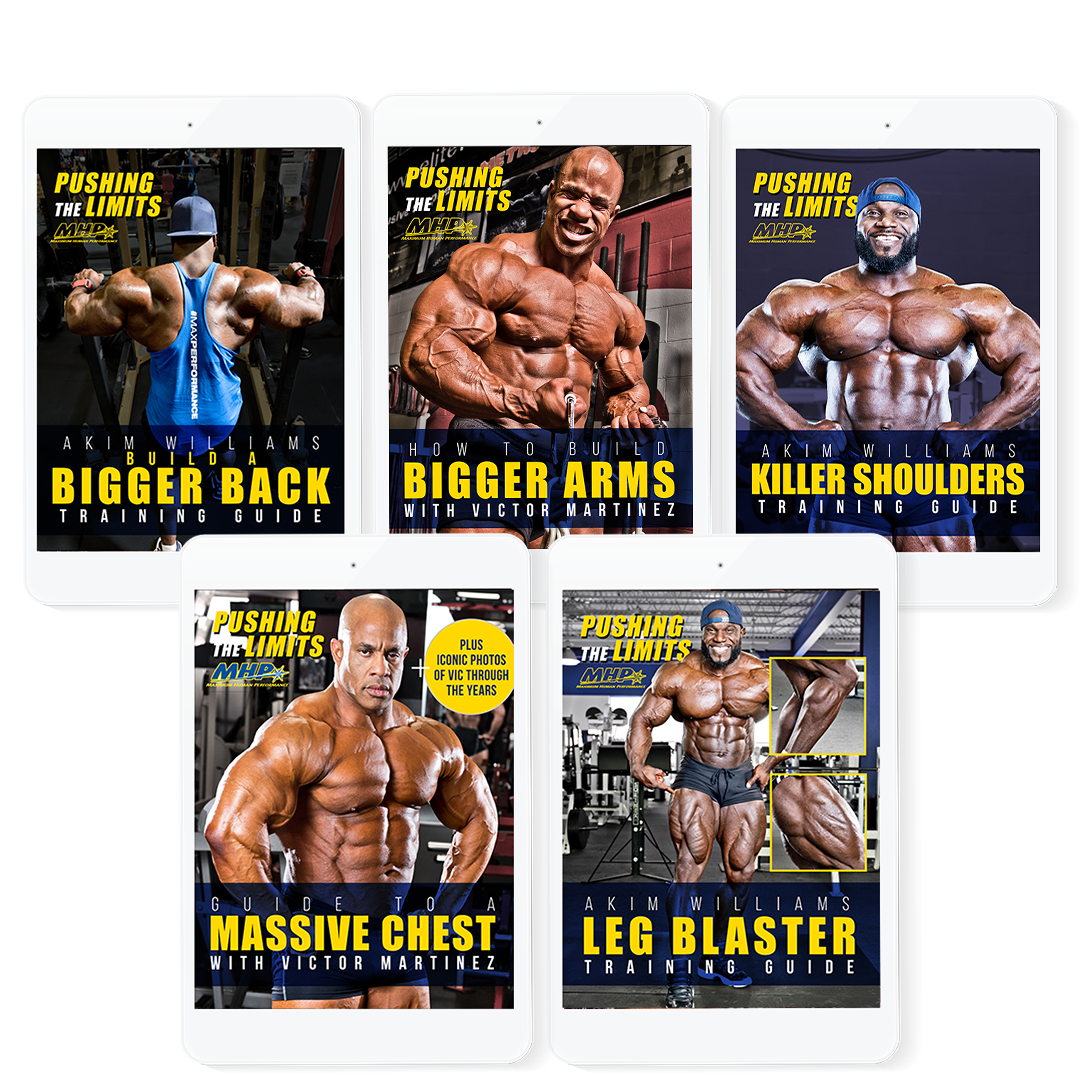 Train Like A Pro Series (5 E-Book Series)