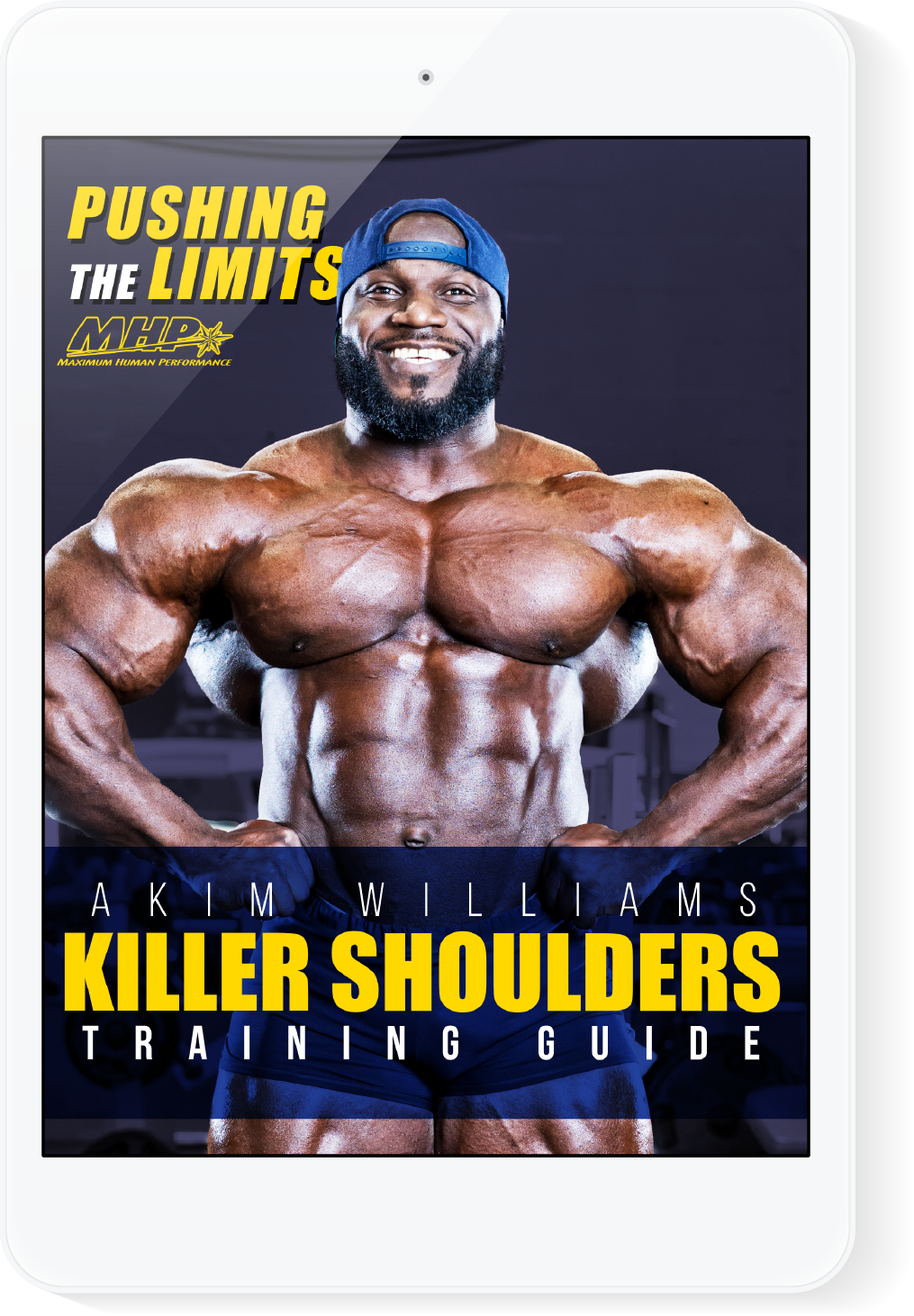 Akim Williams Killer Shoulders E-Book