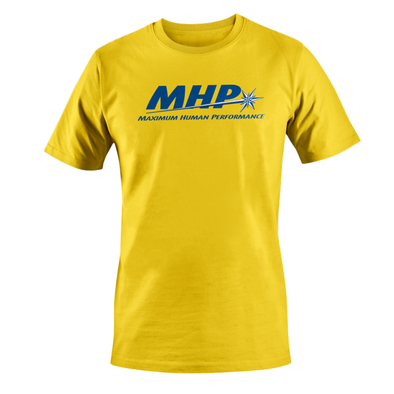 MHP Yellow T-Shirt