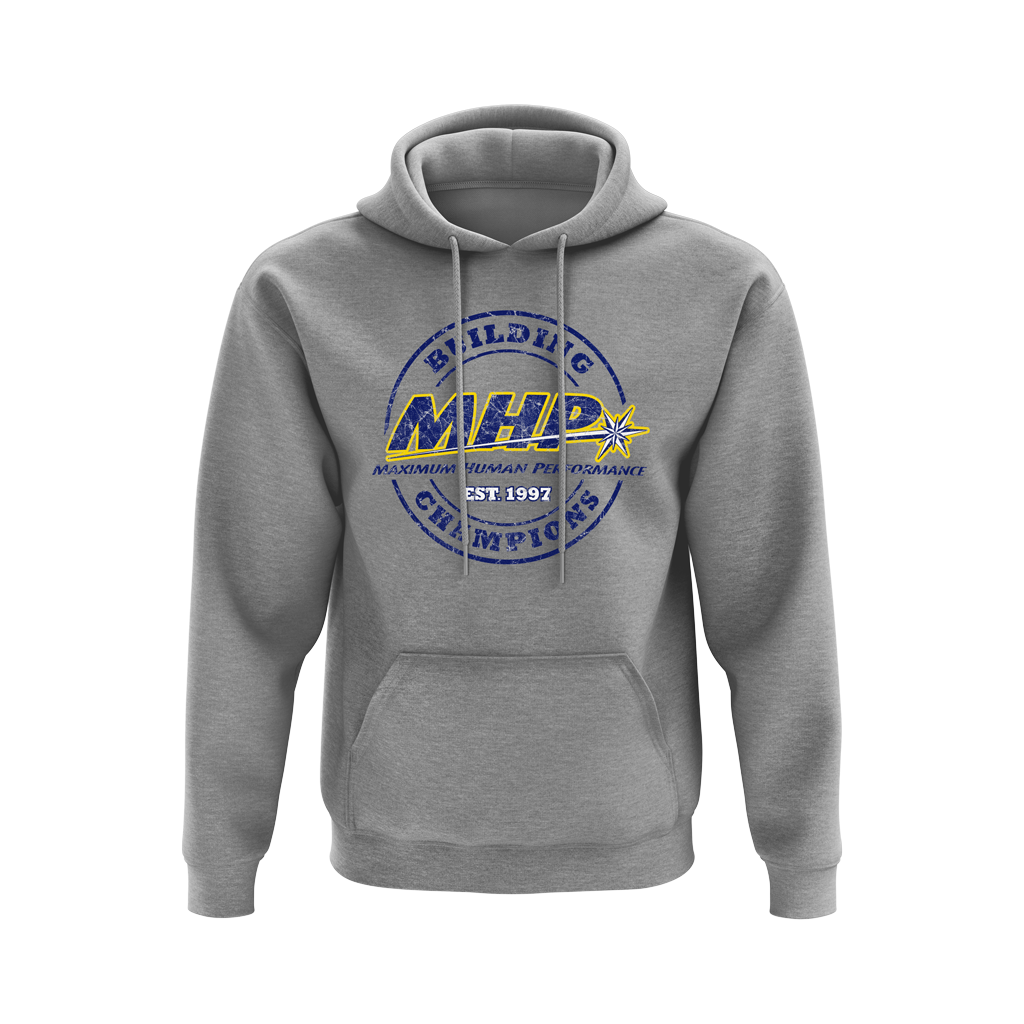 MHP Building Champions Hoodie - Gray