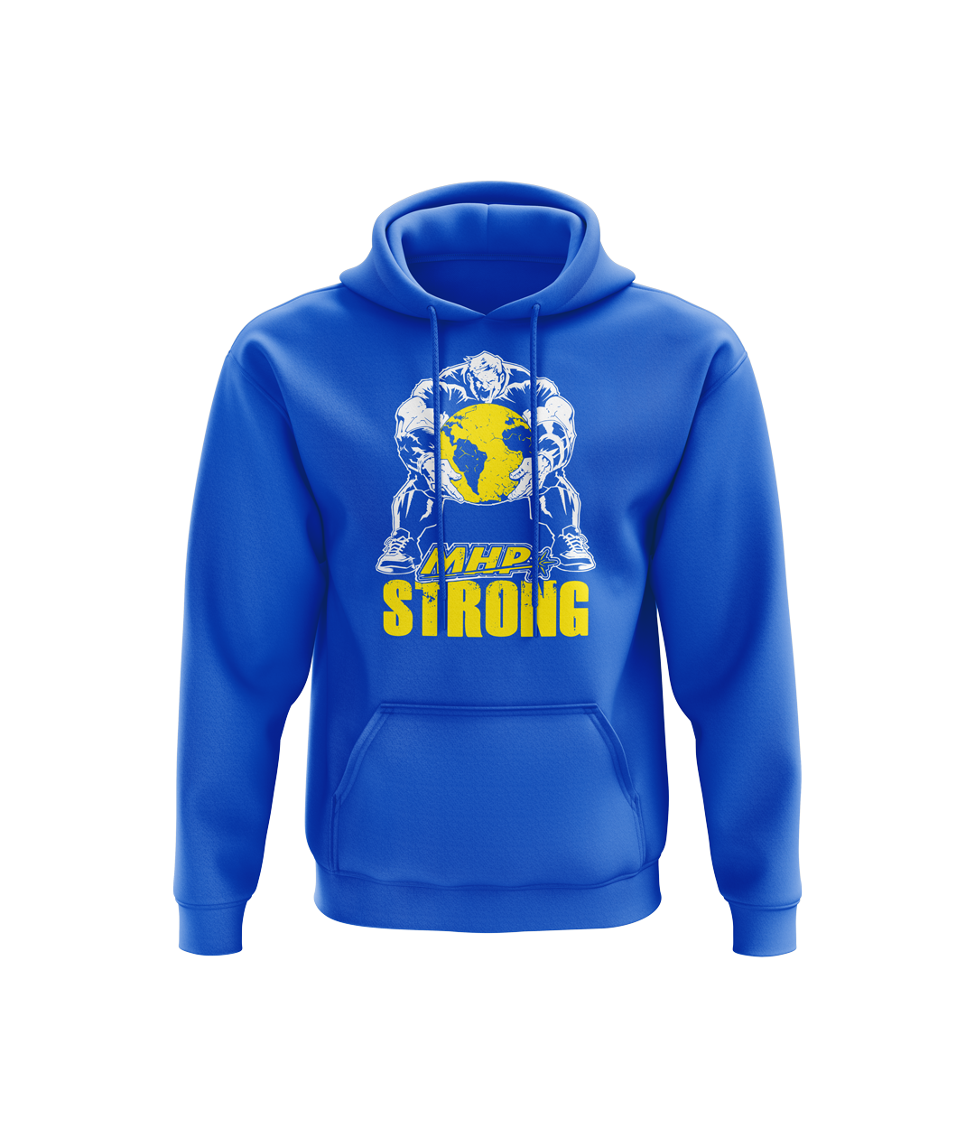 MHP Strong Man Hoodie