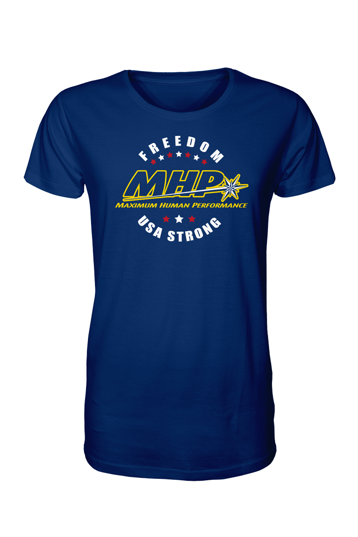 MHP USA Strong T-Shirt - FREE Promo