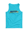 MHP Summer Tank - Baby Blue/Teal